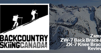 Back Country Skiing Canada